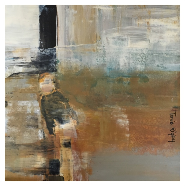 Tonie Rigby - Faded (Trent Art)