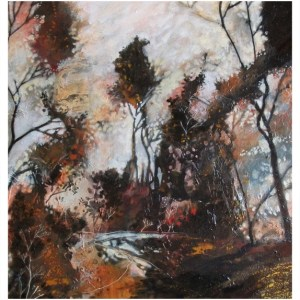 Bez, David (1966 – ) Autumnal Trees