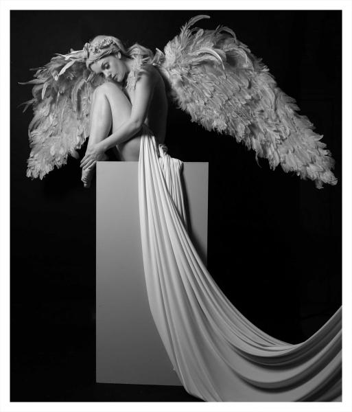 James Hall - A Pensive Angel (Trent Art)