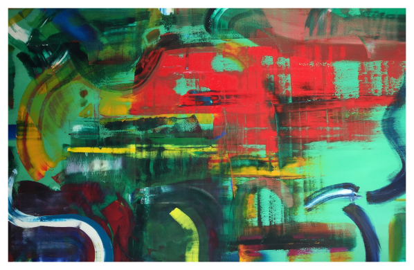 Higgin, Aubrey (1993 – ) Aintree - Trent Art