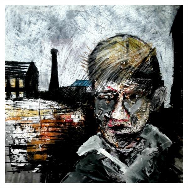 Pearsall, Ian R. (1967 – ) Boy of Longton - Trent Art