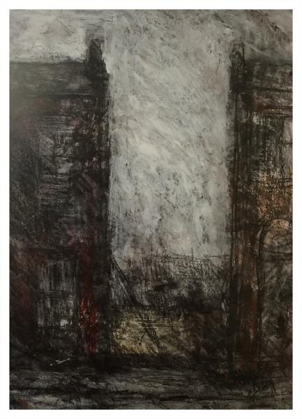 Berry, Arthur (1925 – 1994) Pitt Street East - Trent Art