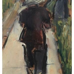 Howard, Ghislaine (1953 – ) Field Worker (365 Series)