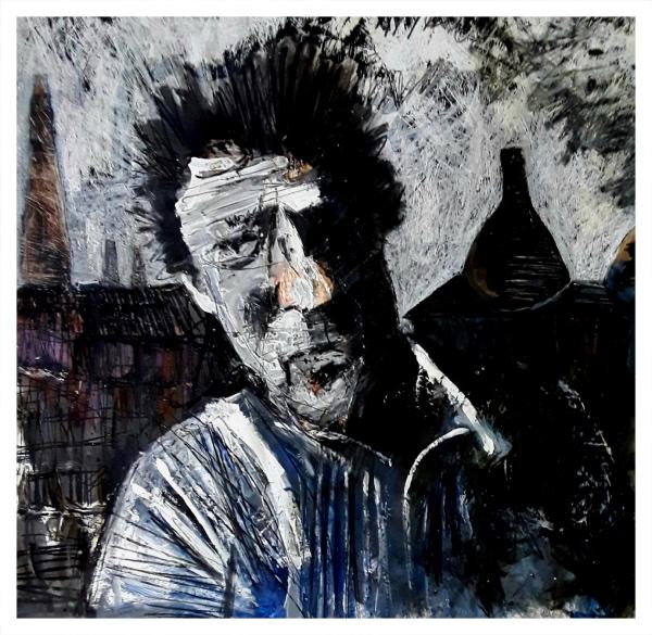 Pearsall, Ian R. (1967 – ) Potter Longton - Trent Art