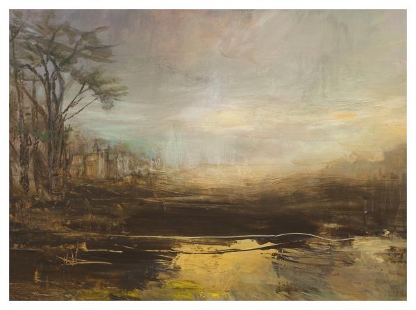 Boisseau, Annie RBA (1957 - ) Arcadia - Trent Art