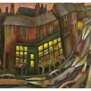 Borsky, Jiri (1945-) Shelton Shops