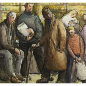 Borsky, Jiri (1945-) Polish Shop I