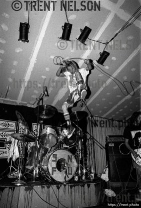 SNFU at the Speedway Cafe. p