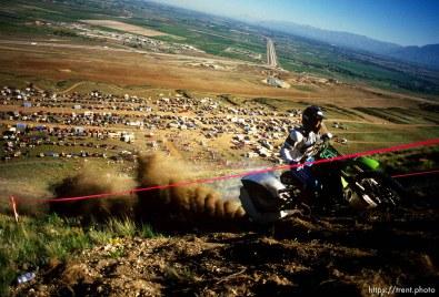 Widowmaker Hill Climb race, may 1988.
