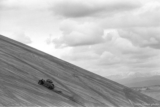 Dune Buggy truck on Sand Mountain.