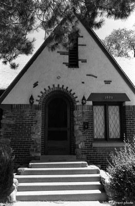 Nana's house.