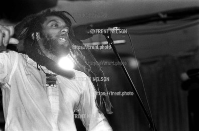 Bad Brains at the Speedway Cafe.