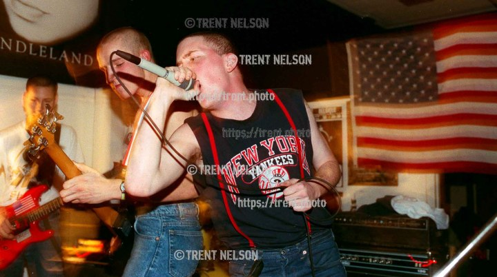 Fist at Reptile Records