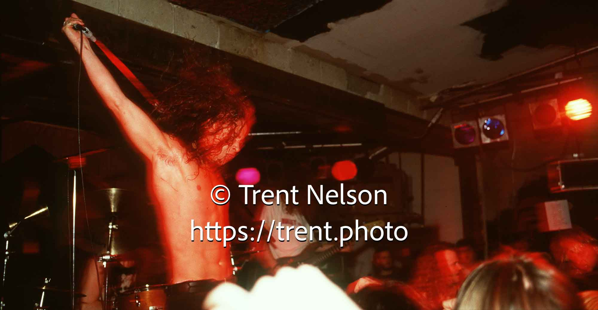 Soundgarden at the Speedway Cafe