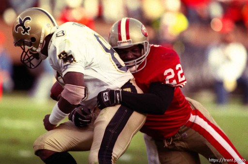 49ers vs Saints.