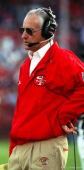 George Siefert. 49ers vs Saints.