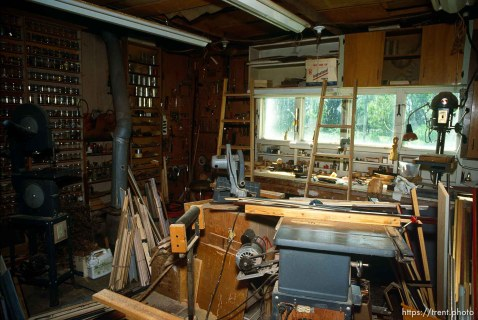 Rondo's workshop.