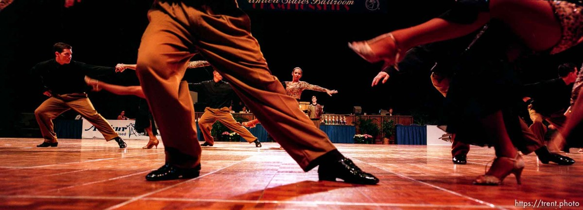 Ballroom dance championships at BYU