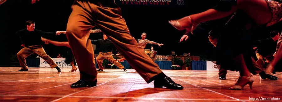 Ballroom dance championships at BYU