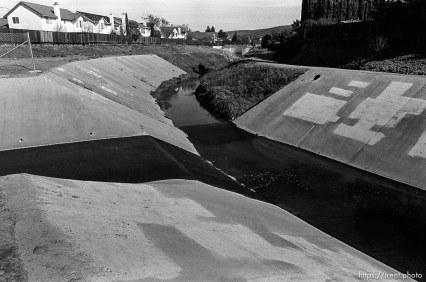 """Mountain Masters"" waterway along San Ramon Creek"