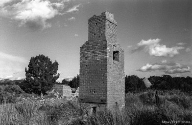 Ruins of Old Irontown.