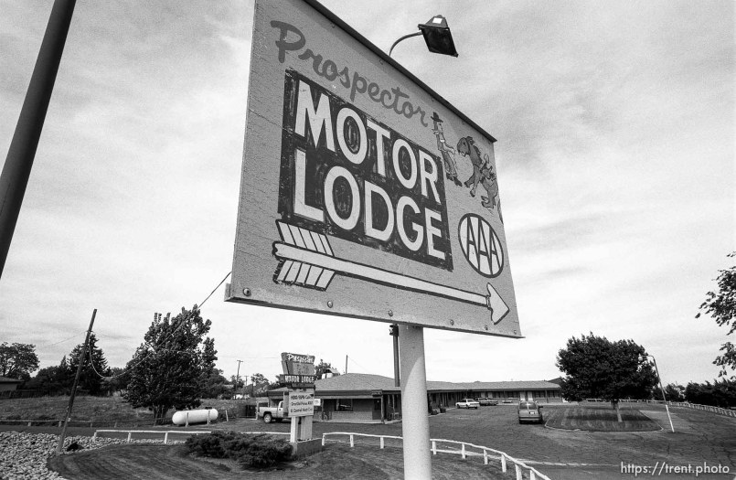 Prospector Motor Lodge.