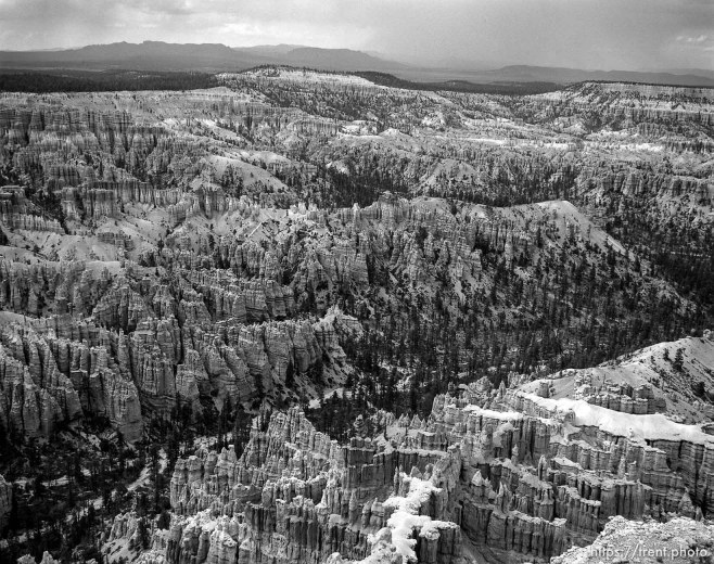 Bryce Canyon from Bryce Point.