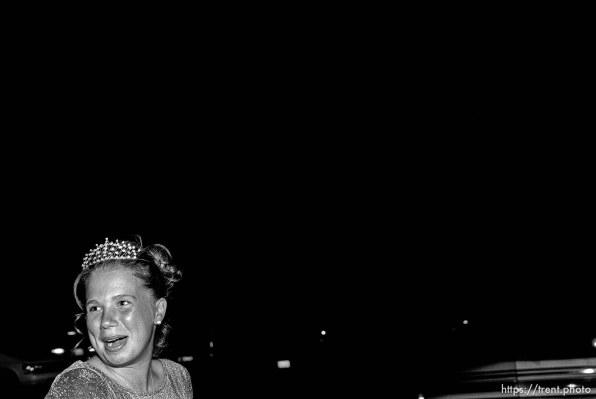 Olympus High School homecoming queen.