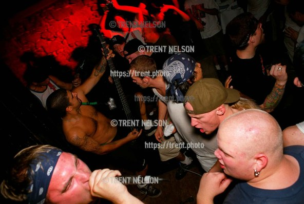 All Out War at DV8 Basement.