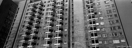 Apartment building series