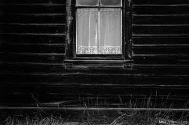 at Bodie State Historic Park, ghost town