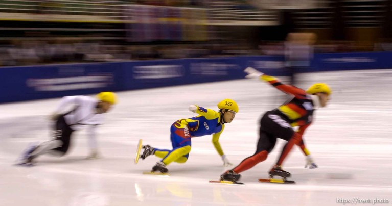 Short Track Olympic Qualifier