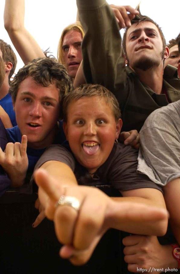 NOFX. Warped Tour. 06/22/2002, 6:34:45 PM