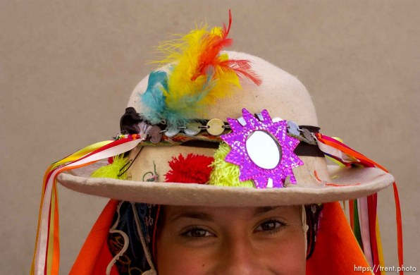 Hispanic Fiesta Days Saturday at the Gallivan Center. 08.03.2002, 4:44:54 PM