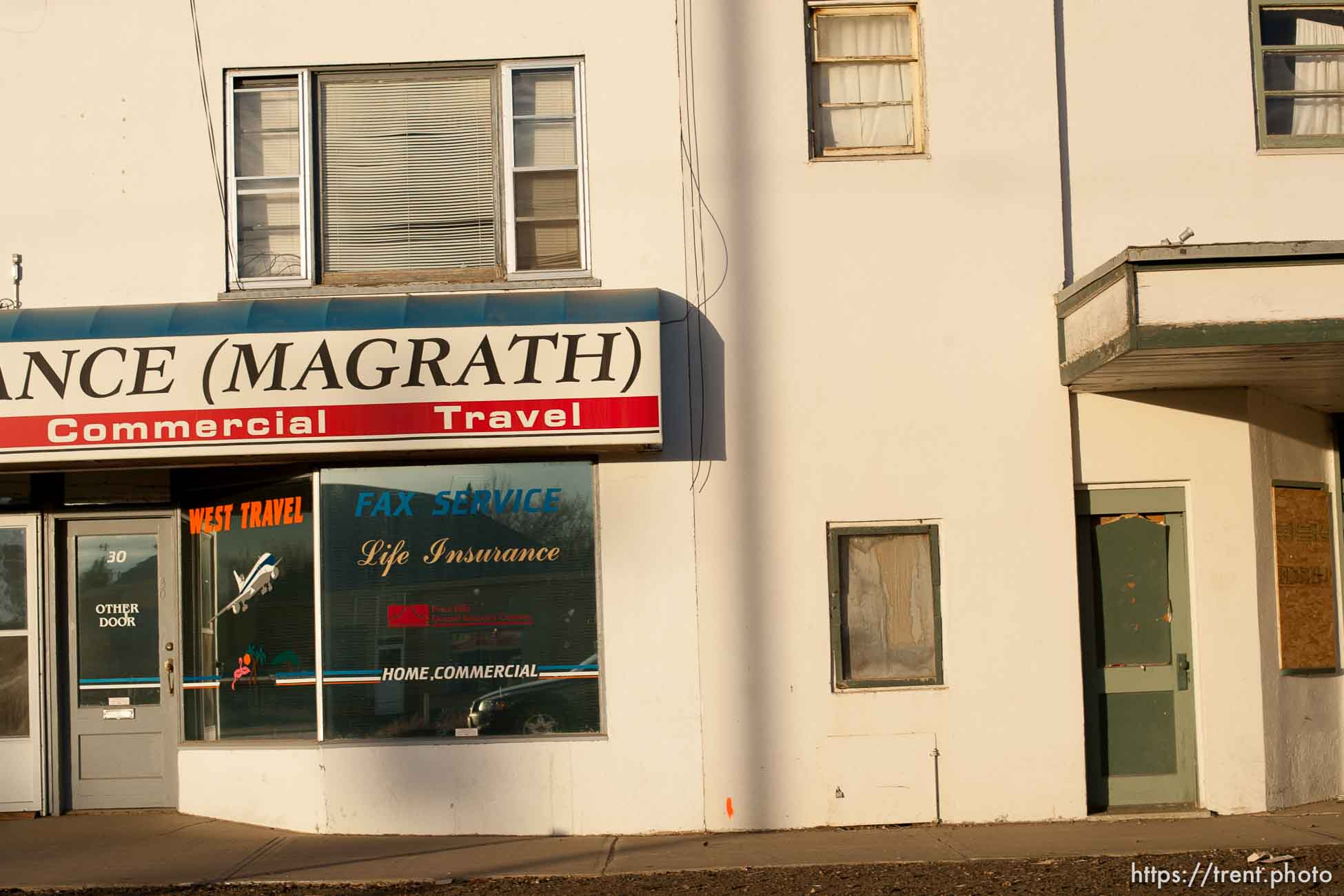 Magrath main street series