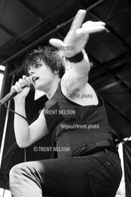 My Chemical Romance, Vans Warped Tour, Fairgrounds; 7.16.2005