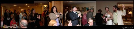 Pete DeLuca and Kristy wedding