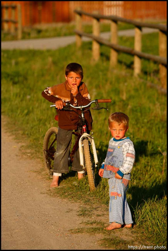 Children of polygamy; 5.16.2006