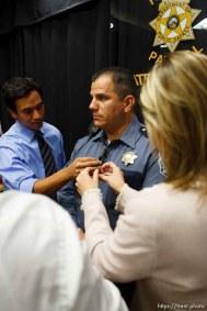 Trooper Eddie Dutchover of the Nevada Public Safety Department (Highway Patrol) tells about his arrest of fugutive FLDS leader Warren Jeffs.; 8.29.2006