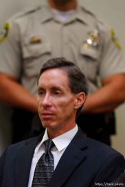 St. George - Preliminary hearing, Warren Jeffs trial, 5th District Court. 11.21.2006
