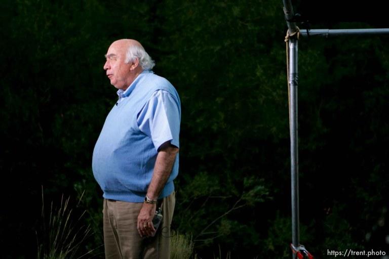 Crandall Canyon Mine Disaster – Bob Murray pre-dawn TV Interviews