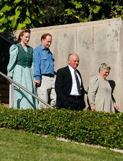 Warren Jeffs Trial, More Outside