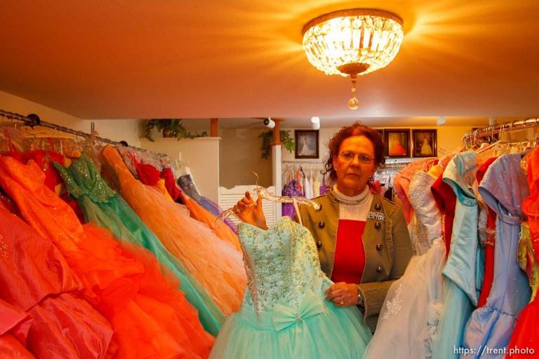 Contaminated Dress Shop