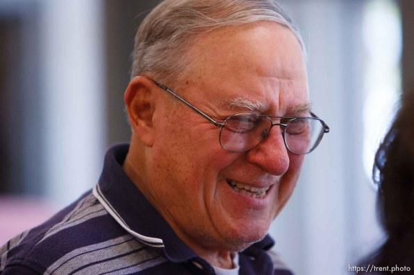 Eldorado mayor John Nikolauk