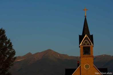 Westcliffe - . Wednesday, July 30, 2008. HOPE Lutheran church