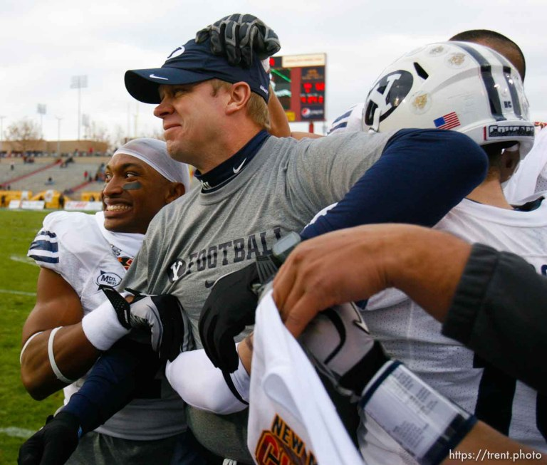 BYU v UTEP – New Mexico Bowl