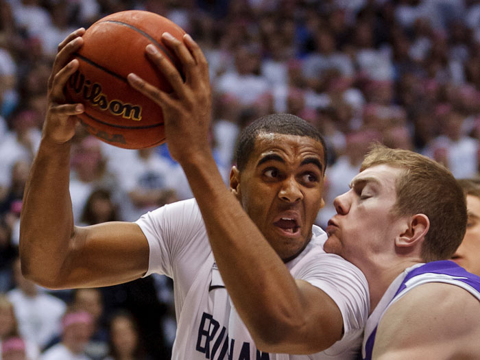 Assignment #61 – BYU vs. Portland basketball
