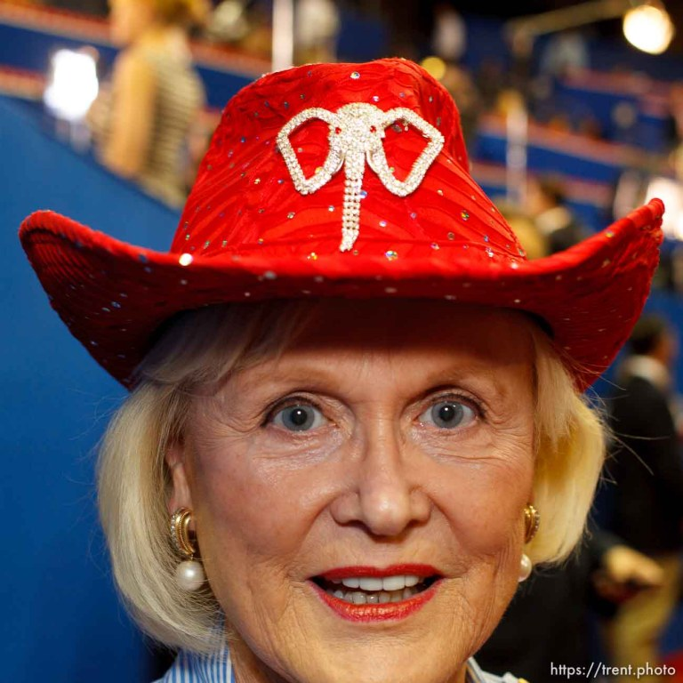 Republican National Convention – Hats and Flare