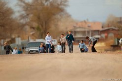 kids walking, Friday November 30, 2012.