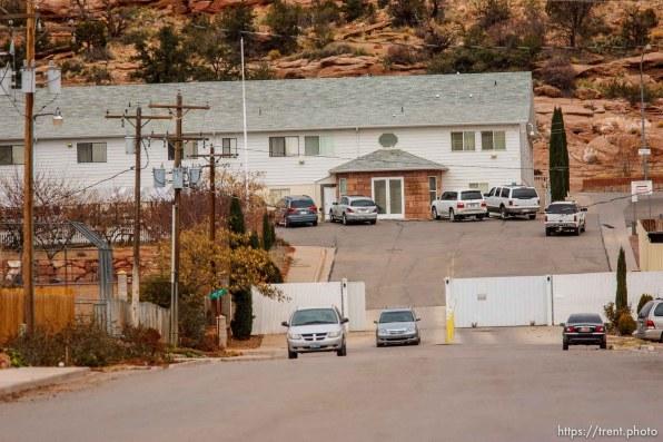 health clinic, Friday November 30, 2012.